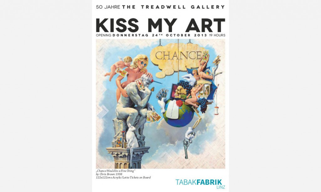 Exhibition Kiss my art