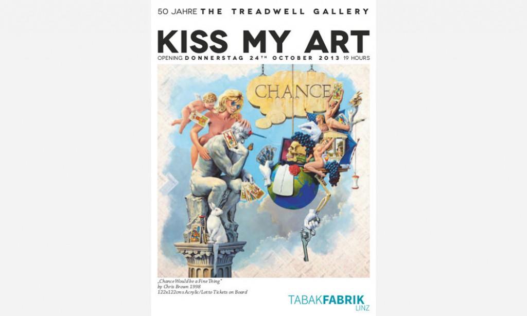Exhibition Kiss my art