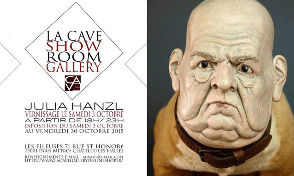 la cave show room gallery