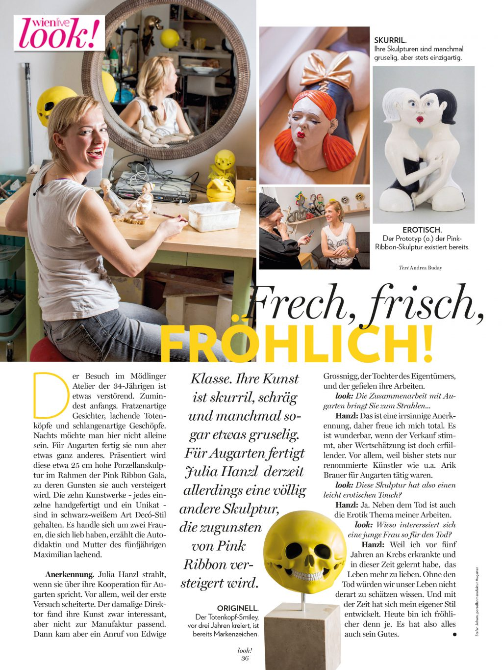 Article Look Magazin