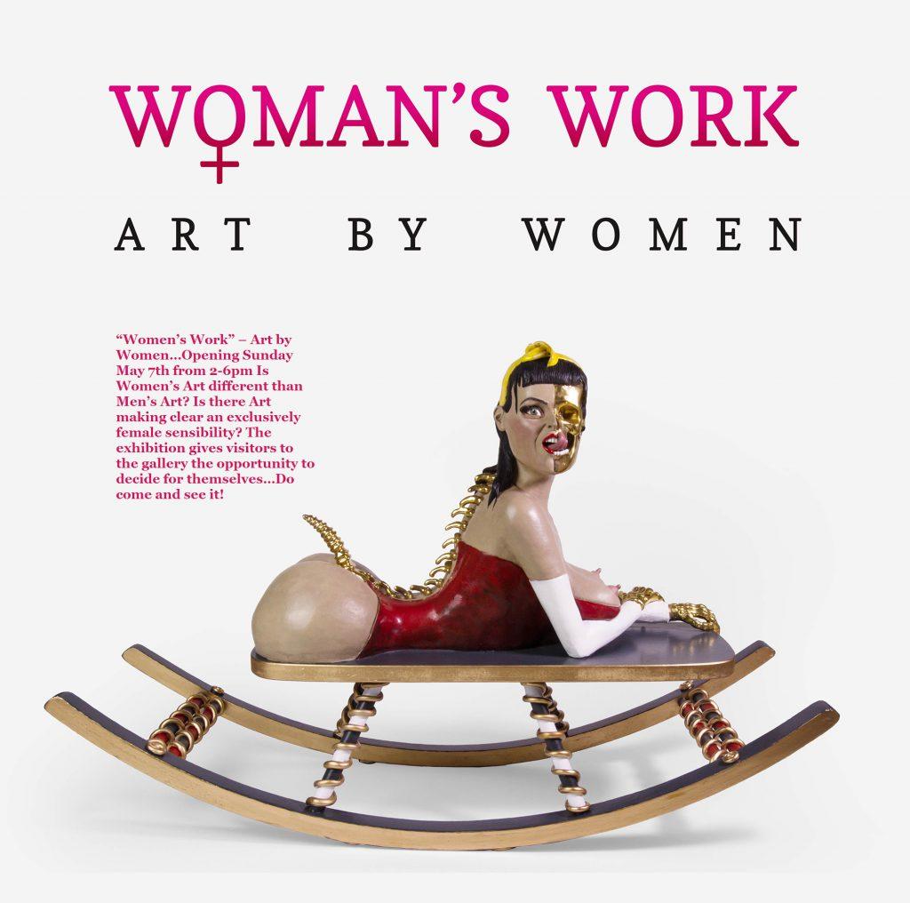 WomansWork_Schaukelpferd
